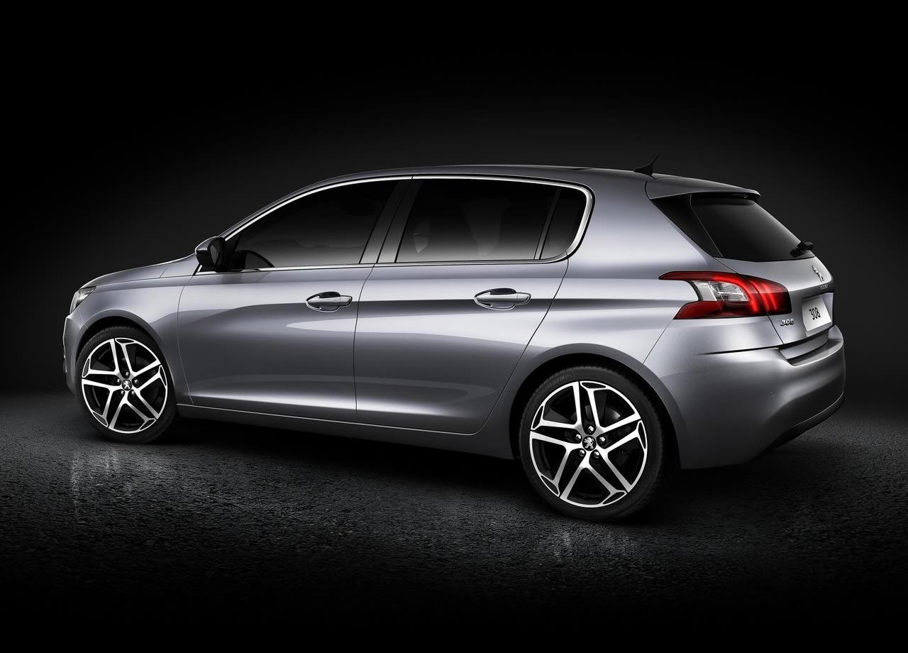 auto Peugeot 308 2014