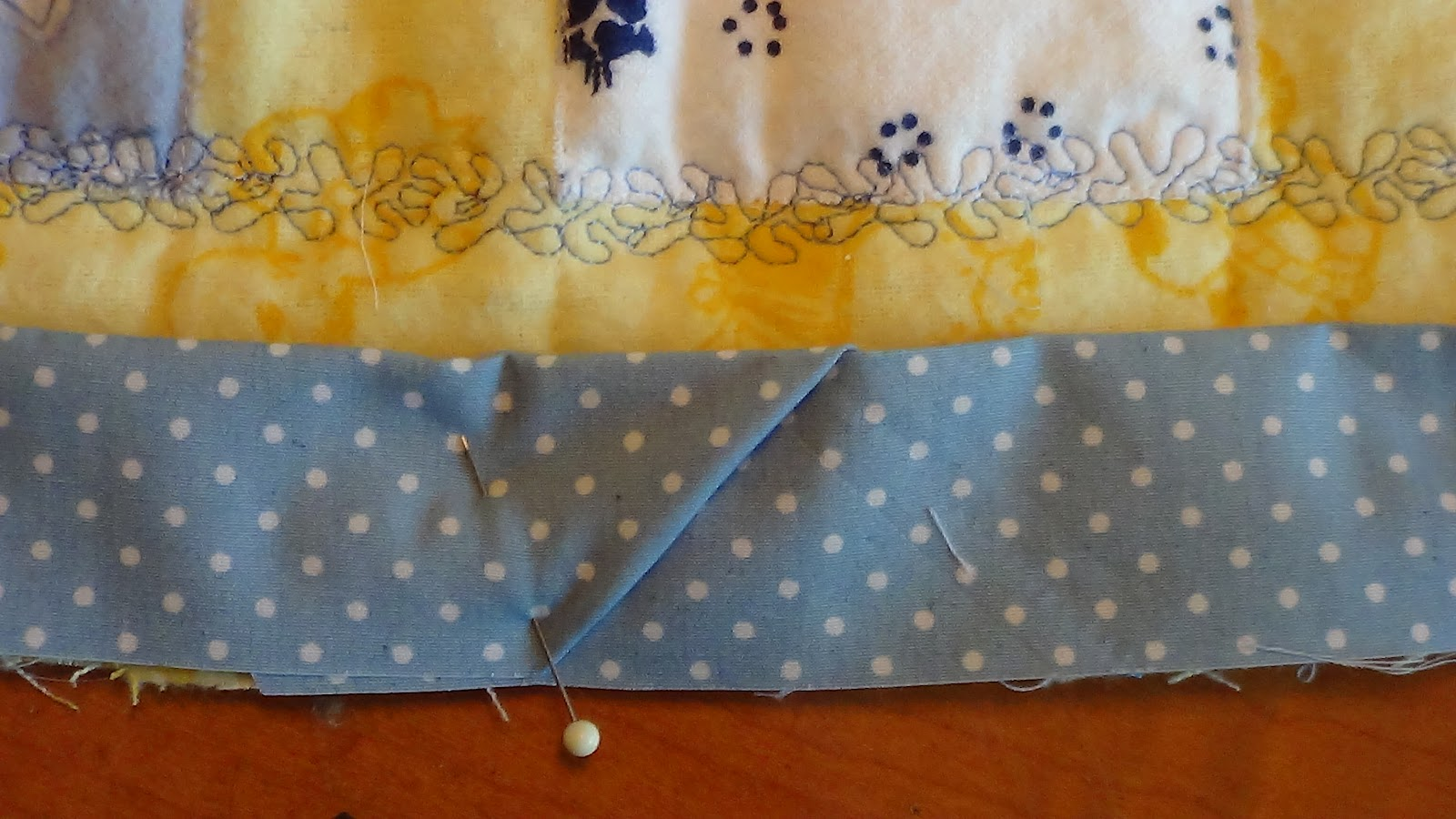 how to make an easy quilt without a sewing machine
