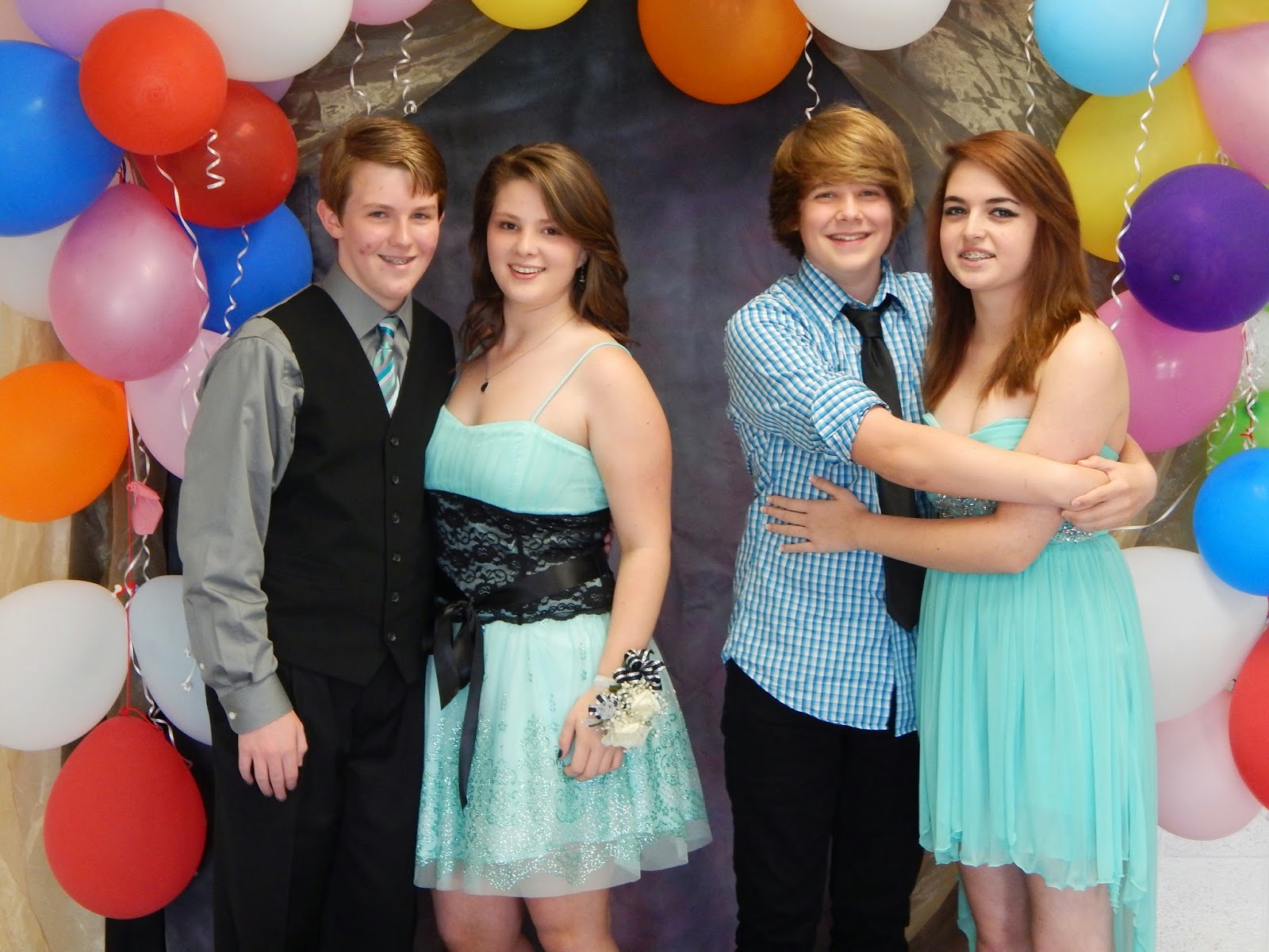 Rossview Middle School Post Rms 8th Grade Dance