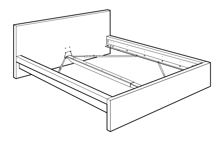sultan lade bed instructions