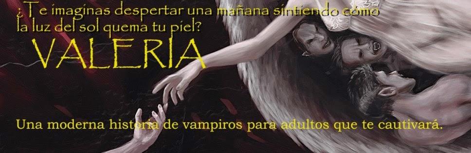 Valeria: una de vampiros en Logroño