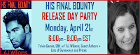 HIS FINAL BOUNTY Release Day Blast & Giveaway