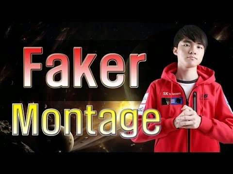 [LMHT] Faker Montage