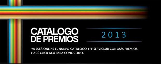 Ypf serviclub puntos ypf catalogo de premios 2013 for Catalogo puntos bp