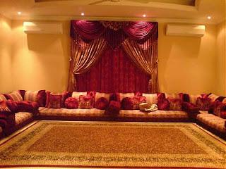 Arabic Living Room Design