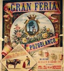 CARTELES DE FERIA DE POZOBLANCO