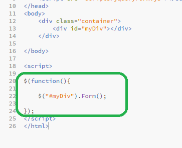 Build a customizable jQuery Plugin for HTML5 Form  1