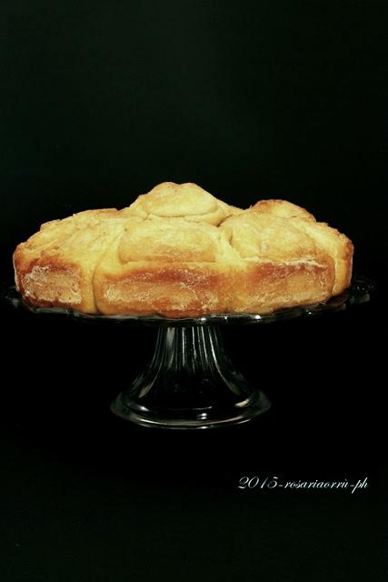 torta di rose di madame d'orsay....da dolci regali