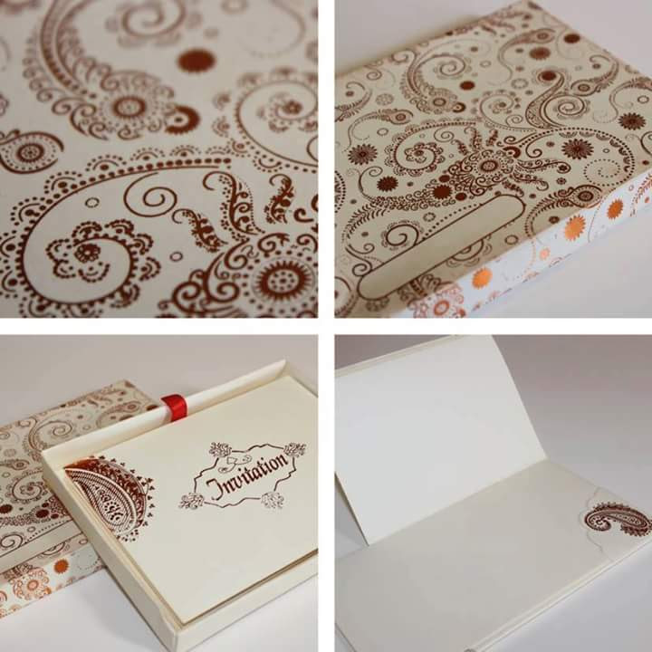Zem Printers Wedding Cards