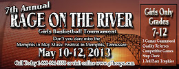 Click Tourney Banner for Schedule Rage On The River Basketball Tournament
