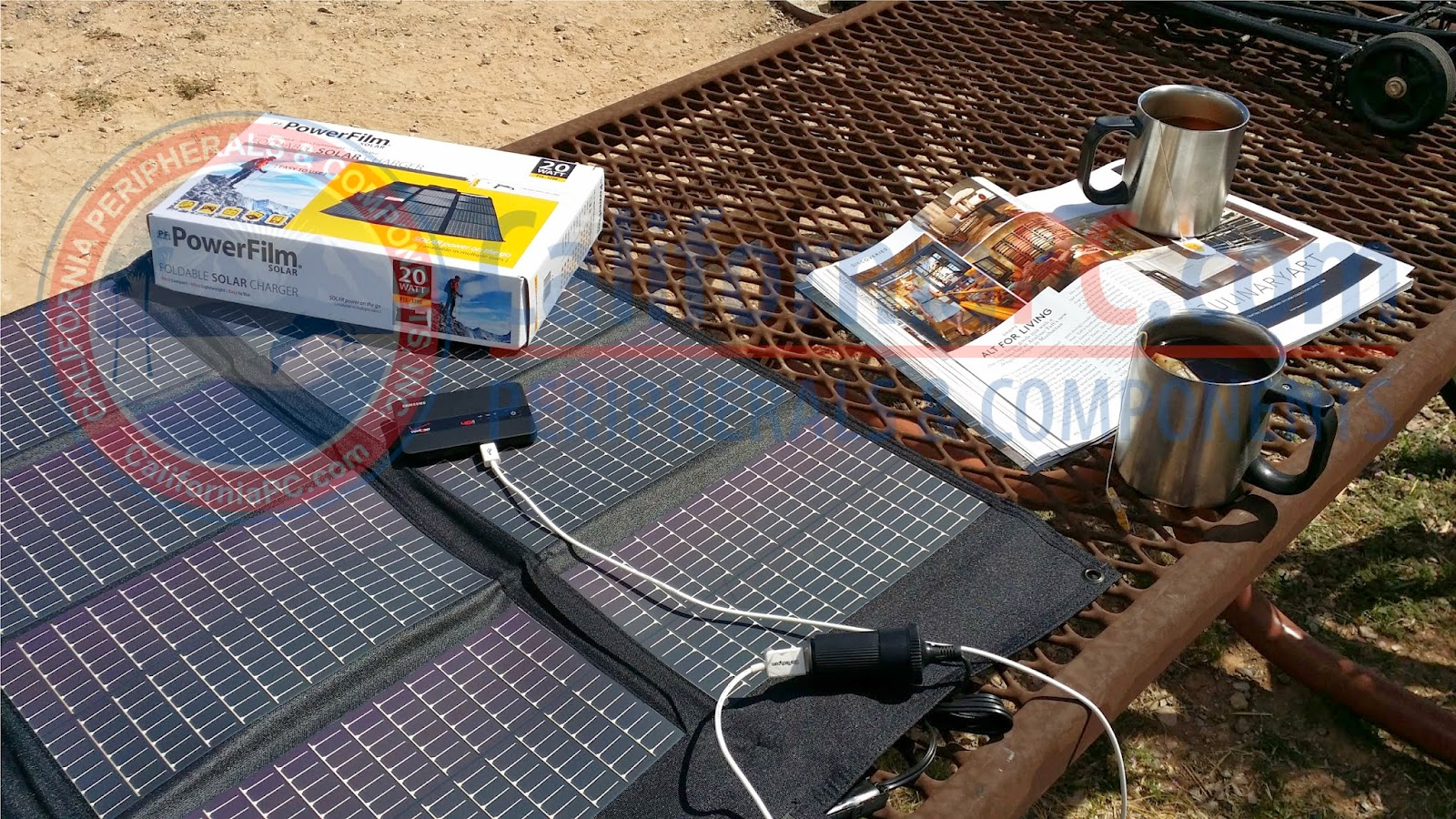 News And Information On Portable Solar Chargers