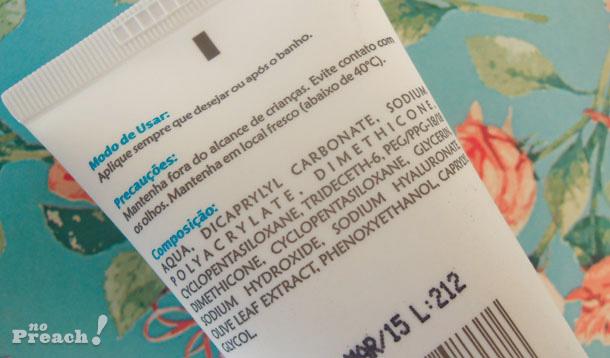 Review: Hidratante facial Ada Tina Acqua Crema Face - água termal em creme