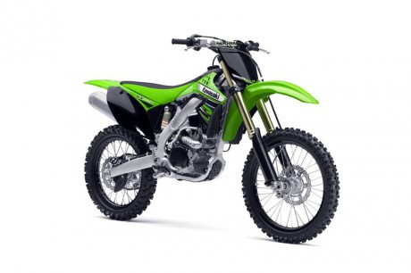 2012 Kawasaki KX 250F