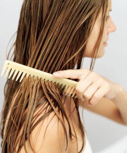 How to Comb Hair in Hindi