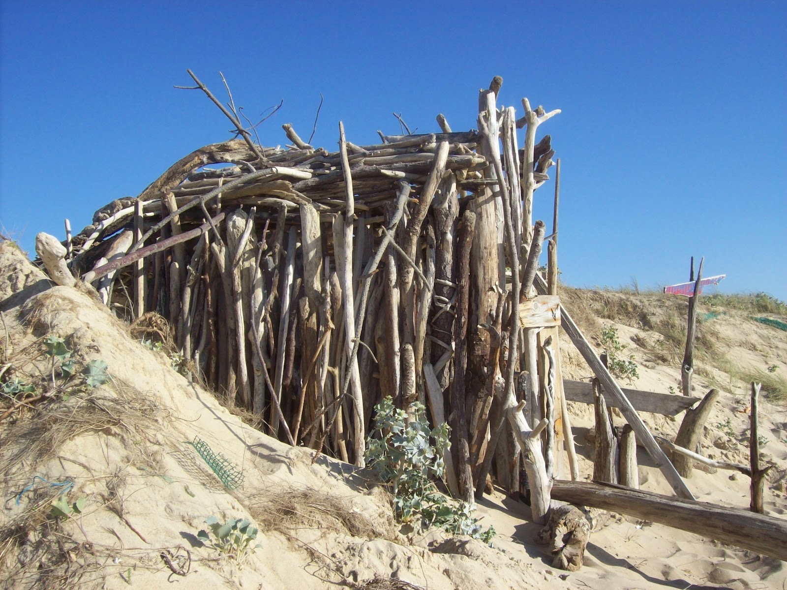 La cabane de fanette ma cabane en bois flott for Ma cabane en bois