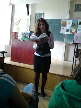 A tanítóképzőben