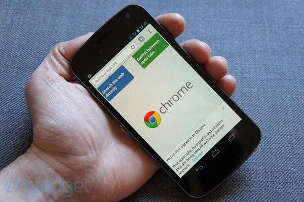 cara mempercepat akses internet di android