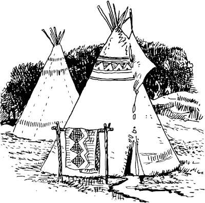 Chips off the old Block Lets Lapbook Native American Study