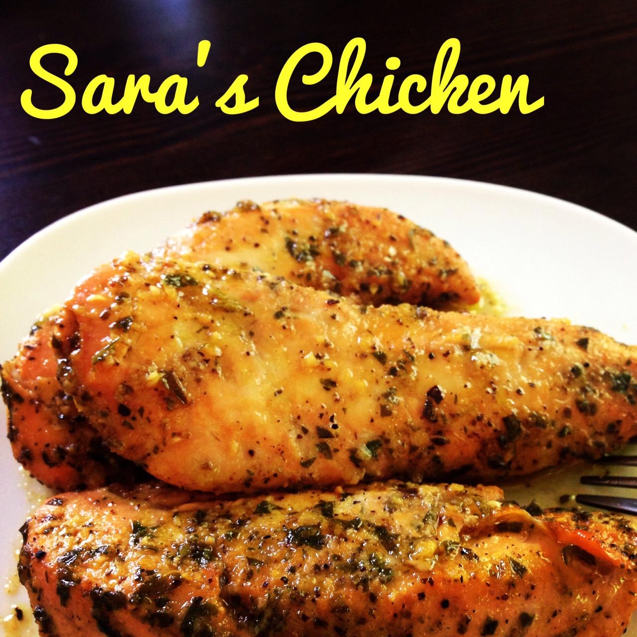 Saras chicken aka pollo al horno consider the leaf turned saras chicken aka pollo al horno forumfinder Gallery