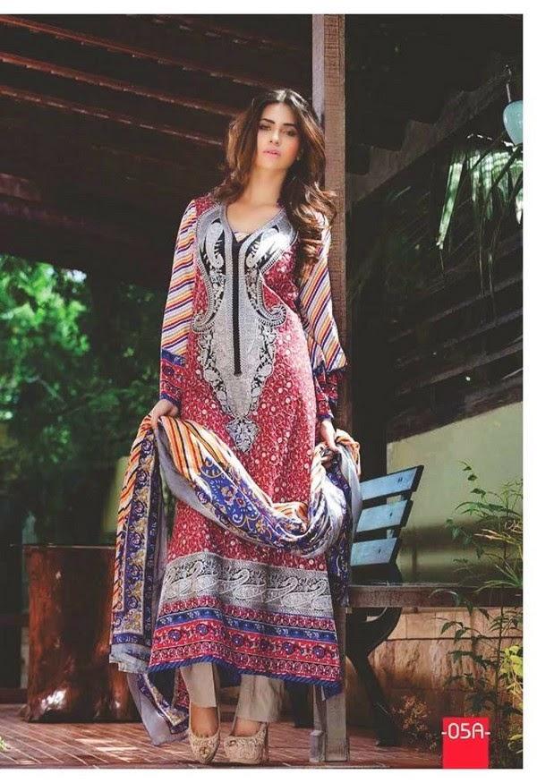 Designer Deeba Embroidered Dress Collection