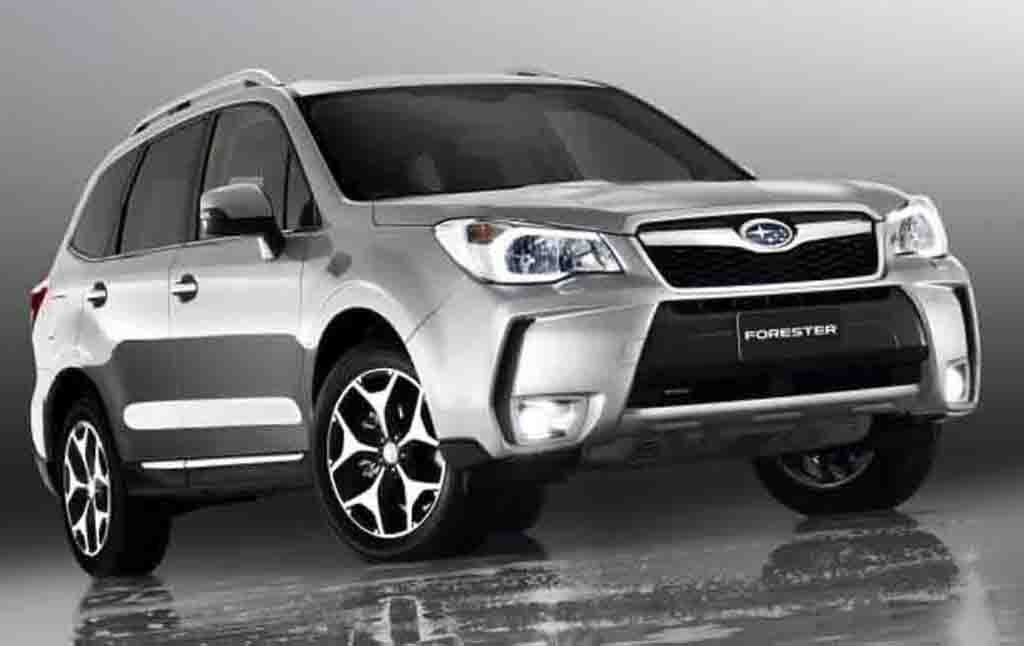 2017 Subaru Foresterv Redesign And Changes