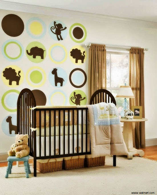 Belle décoration chambre bébé a faire