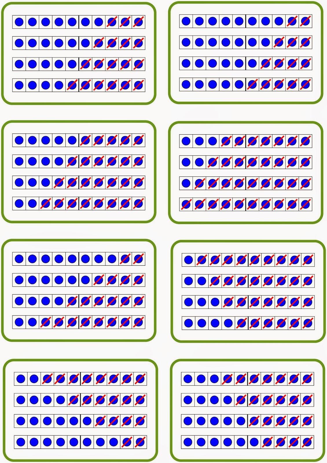 Lernstu00fcbchen: minus rechnen ZR 10 (6)