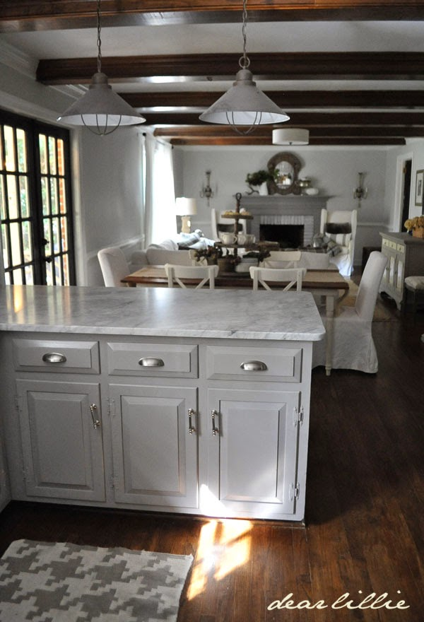 http://dearlillieblog.blogspot.com/2014/10/darker-gray-cabinets-and-our-marble.html