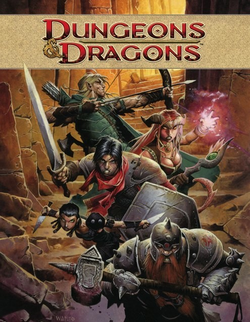 Review: Dungeons Dragons Volume 1 Shadowplague