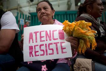 Mujeres de Atenco, 10 años exigiendo justicia
