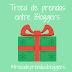 Troca de Prendas entre Bloggers - Blogger Secreta - Patrocínios