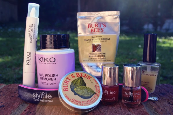 fashion and beauty blog, beauty blog, plus size fashion blog, nails, nail tips, kiko