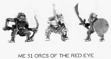 ME-51 Orcs of the Red Eye