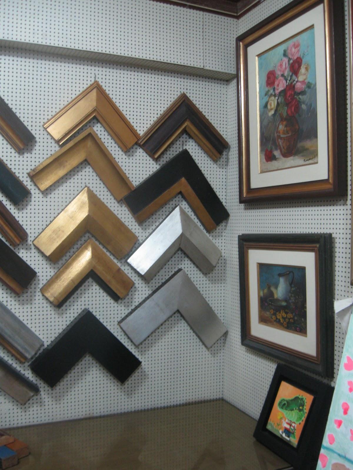 Marccos galeria de arte enmarcado profesional de cuadros - Enmarcado de cuadros ...