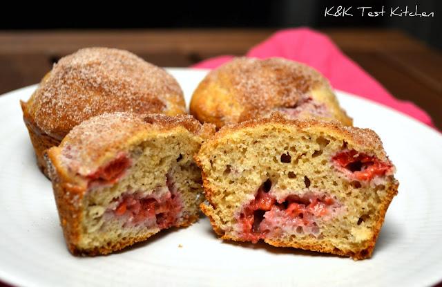 Raspberry Cinnamon Muffins Recipe