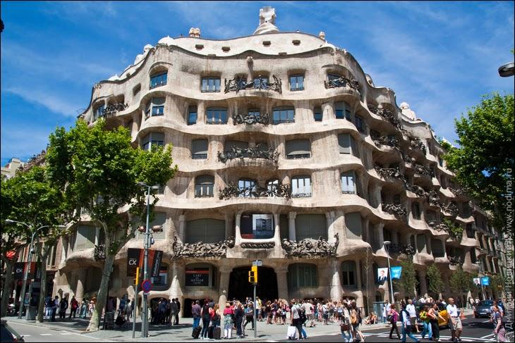 Масса недвижимость в испании