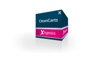Xogenics Clean Carts