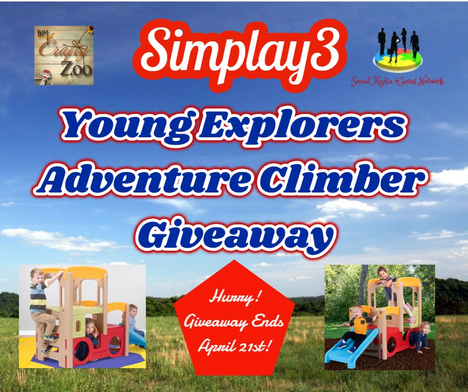 Young Explorers Giveaway