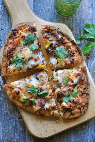 Ten Naan Pizzas To Make