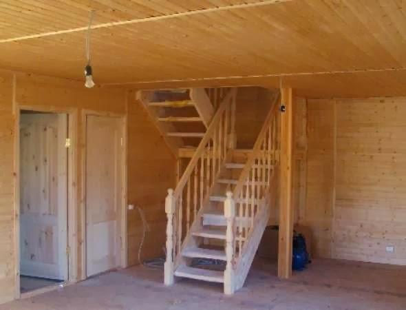 Как сделать лестниц в доме