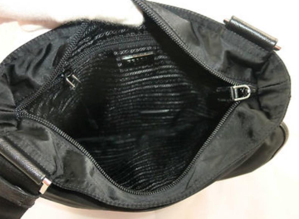 Prim and Proper: PRADA Tessuto Messenger Bag and GUCCI Imprime GG ...