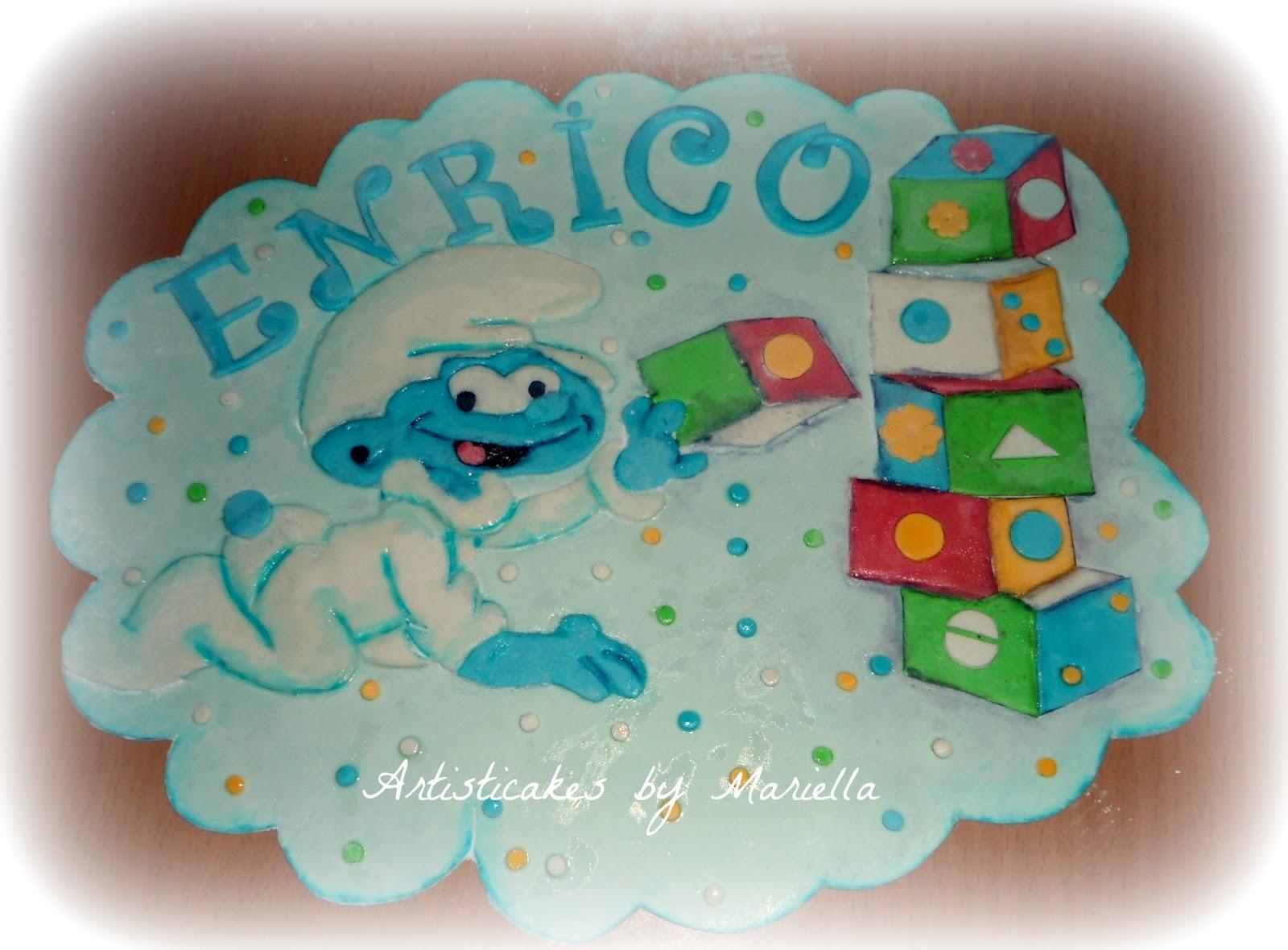 Ricetta Biscotti Torta Decorazione Per Torte Di Compleanno