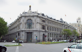 Banco de España y Serrano Joyeros