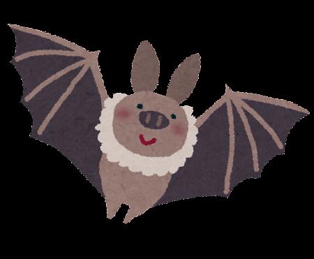 コウモリの画像 p1_17