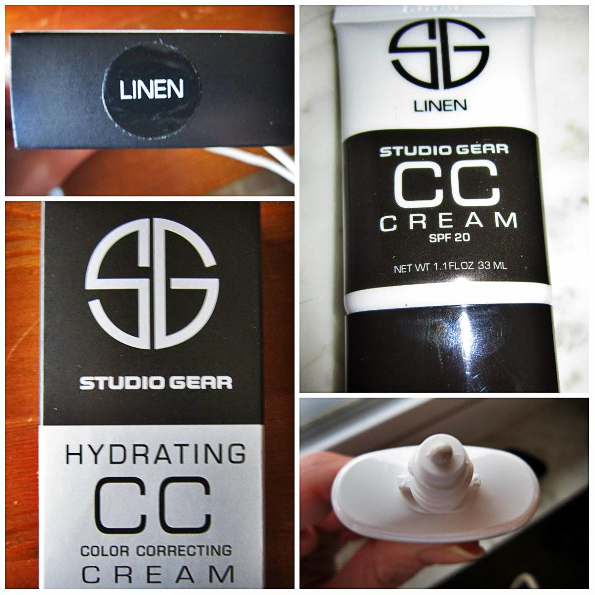 Studio Gear's Hydrating CC Cream