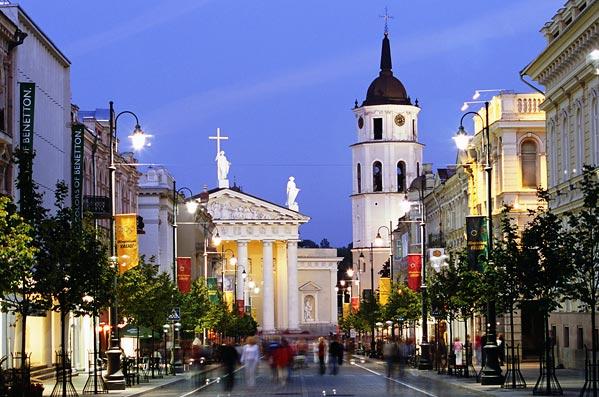 Lithuania Tourist Destinations