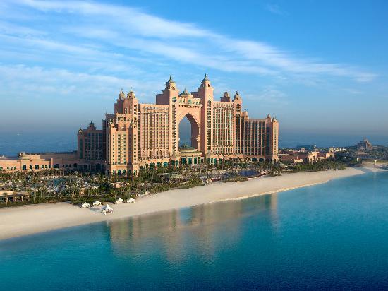 underwater hotel dubai 03 هل تخيلت أن تعيش تحت الماء ؟ فندق أتلانتس دبي