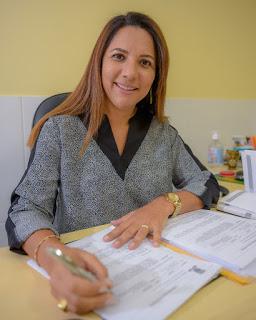 SANDRA NEILMA SERCRETÁRIA DA SAS DE ITABUNA-BA