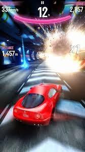 لعبة سباق السيارات لعبة Asphalt Overdrive للاندرويد الجديدة