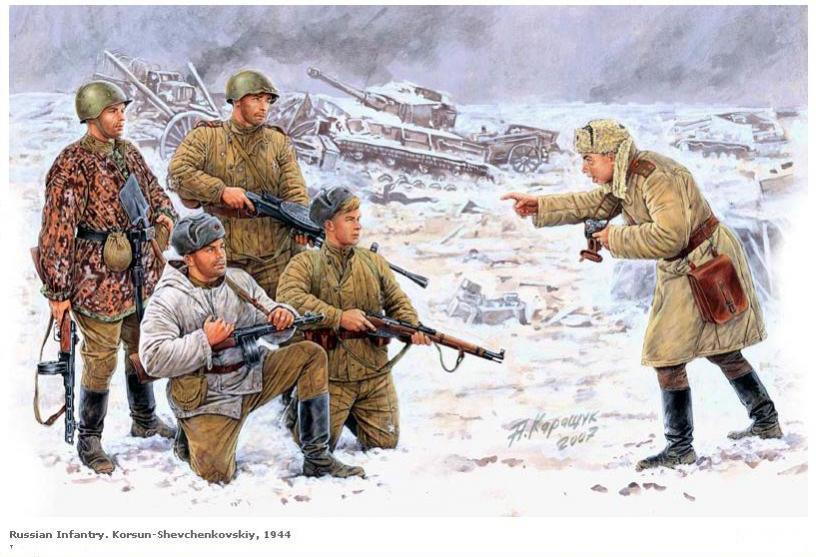 soviet infantry ww2 - Google Search | WW2 Soviets / Russians ...